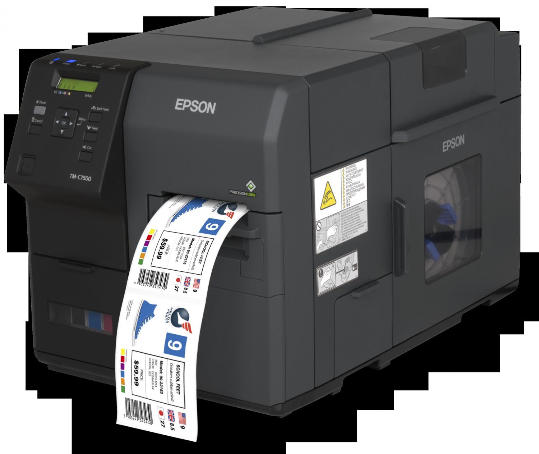 Stampanti digitali per etichette